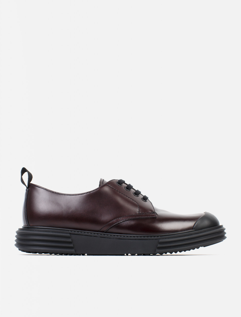 Calfskin Platform Shoe
