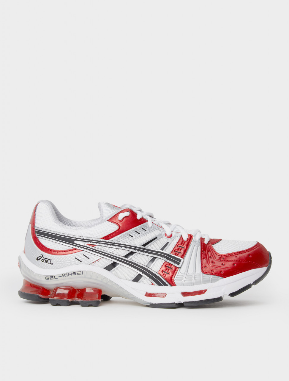 1021A117-600 ASICS GEL KINSEI OG RED BLACK