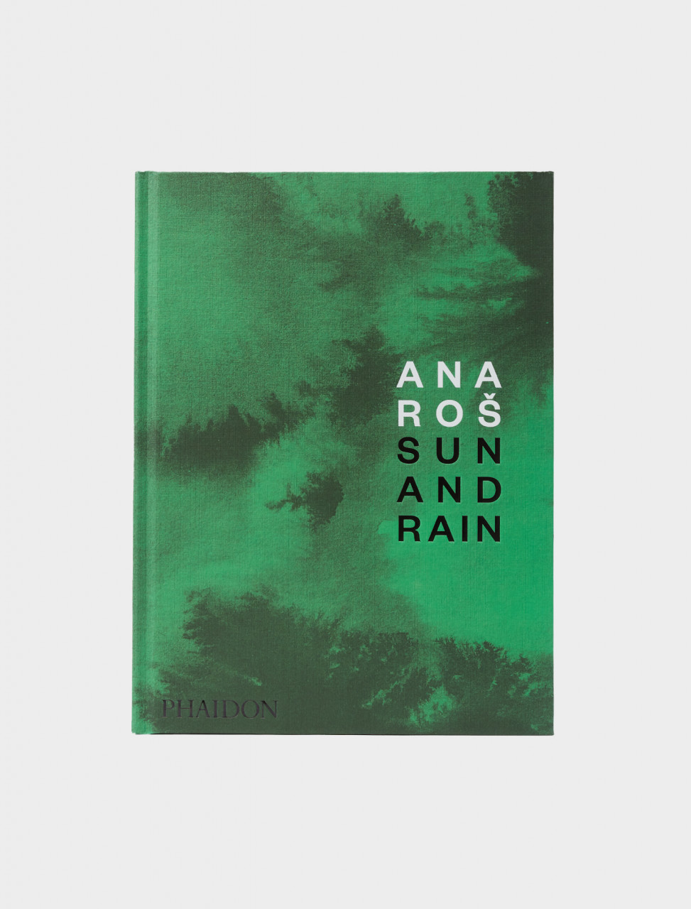 Front cover of Phaidon Ana Roš - Sun and Rain