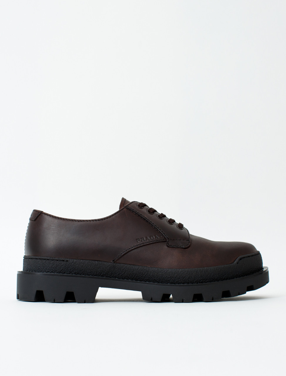 Pull Up Leather Shoe