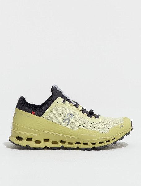 44.99542 ON RUNNING CLOUDULTRA SNEAKER IN LIMELIGHT