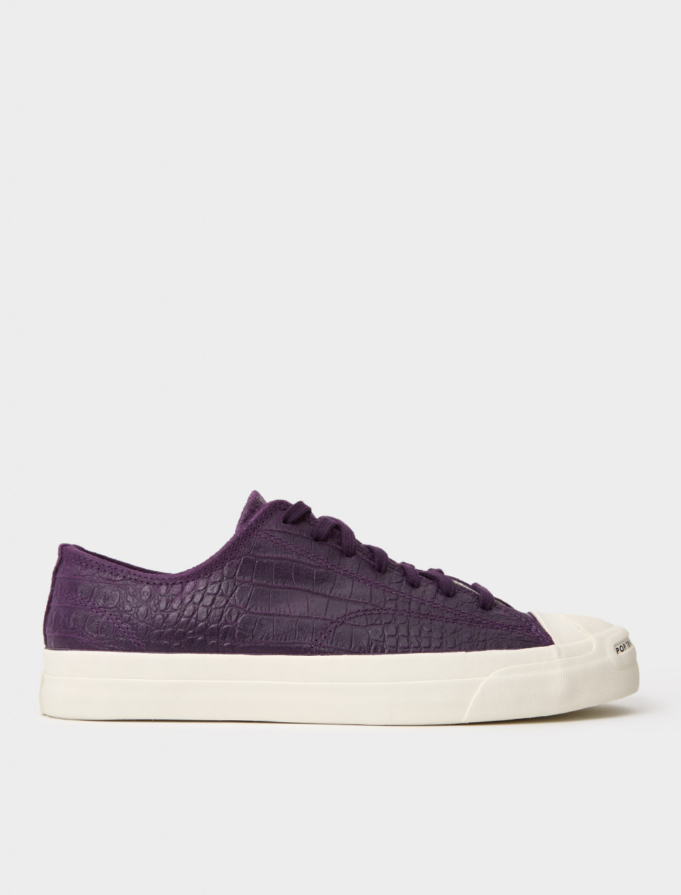 221-170544C-500 CONVERSE JACK PURCELL PRO O GRAND PURPLE BLACK