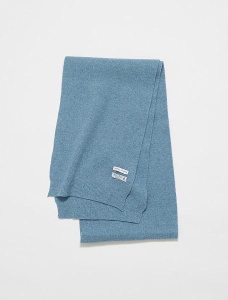 CS5082-SB COLORFUL STANDARD MERINO WOOL SCARF IN STONE BLUE