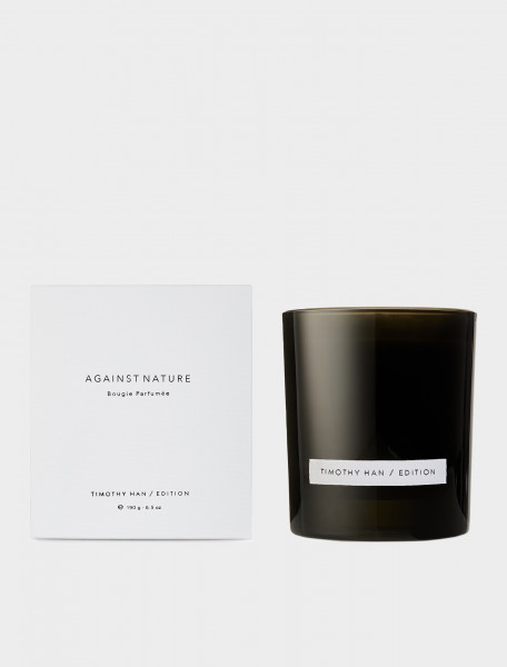 343-TH/AN220G TIMOTHY HAN SCENTED CANDLE AGAINST NATURE