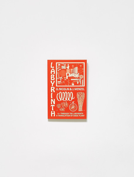 9783944669038 FOUR TIMES THROUGH THE LABYRINTH NICOLAI WENZEL