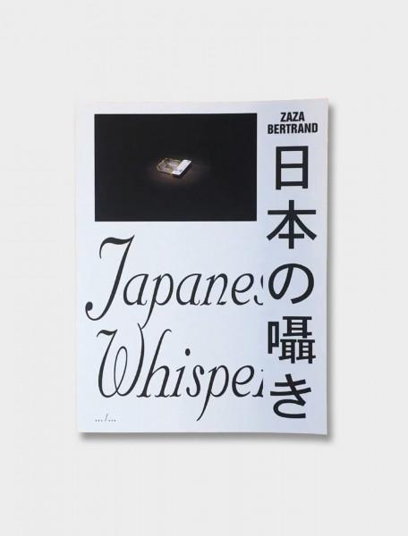 341-9789490800550 JAPANESE WHISPERS