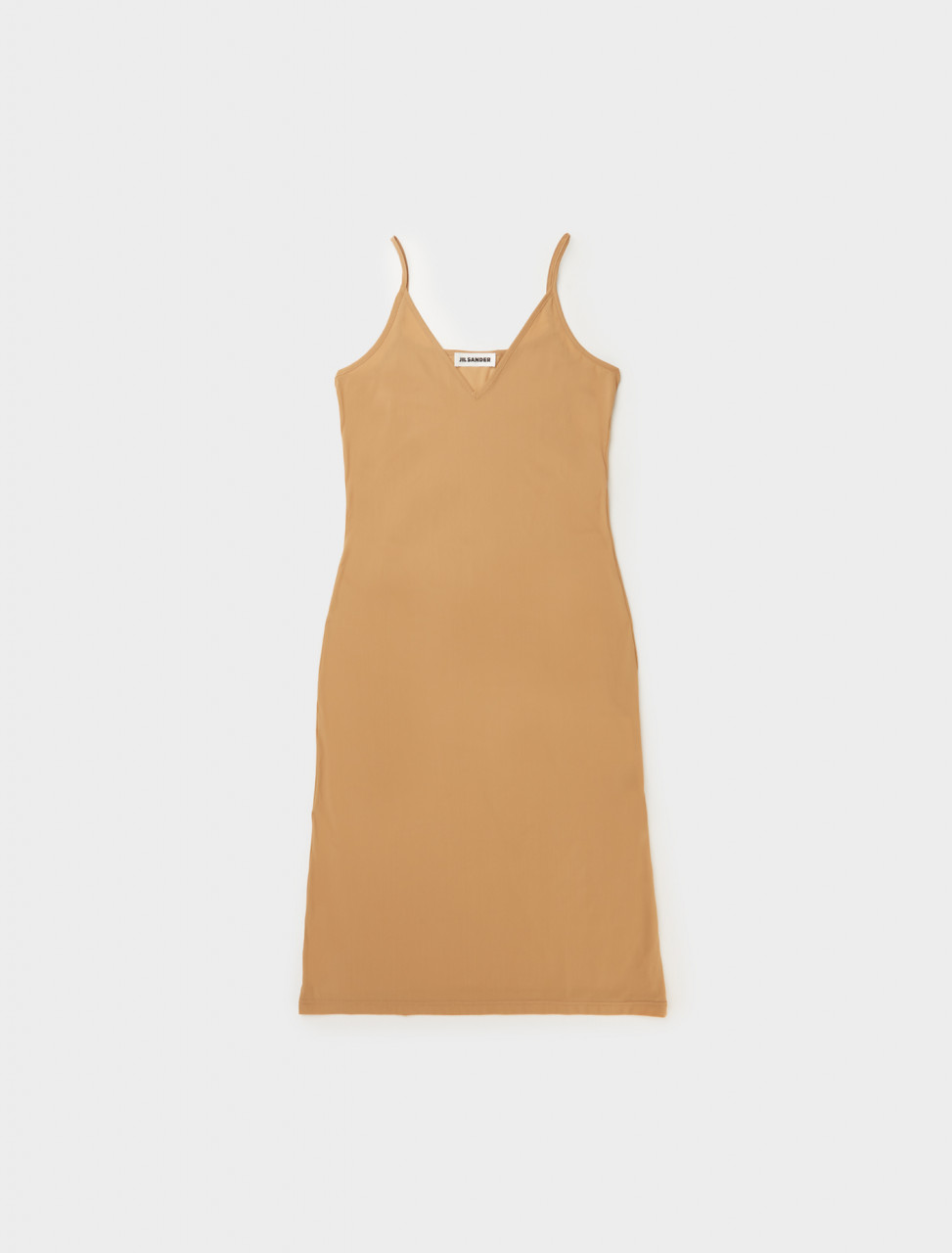 Jil Sander Under-Layer Dress in Beige