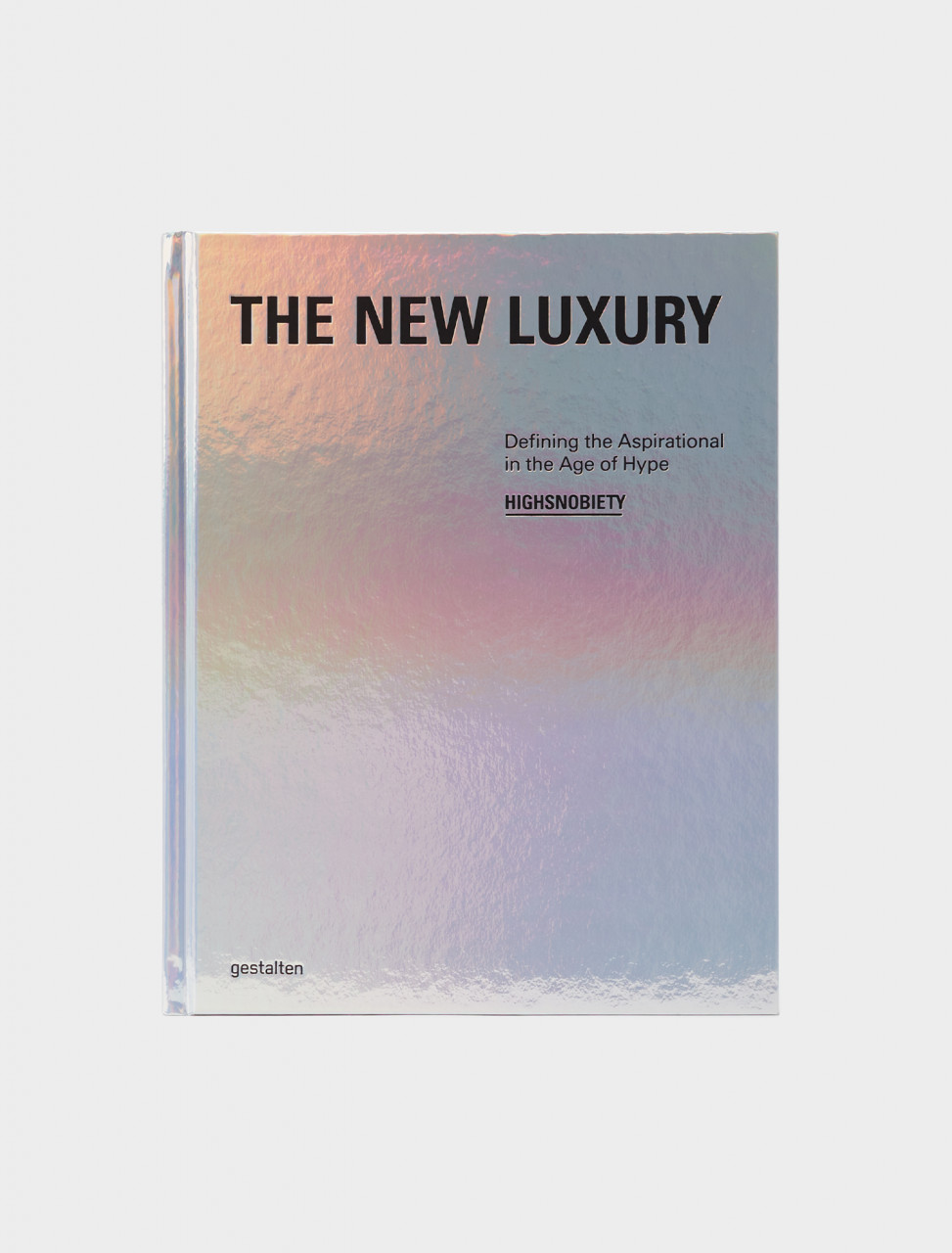 Gestalten The New Luxury Cover