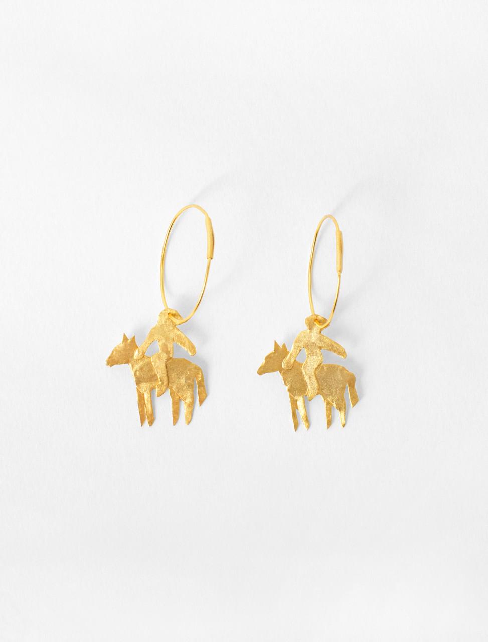 Jinete B Earrings