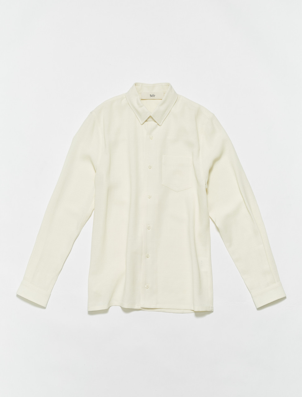 HS-OW SEFR HAMPUS SHIRT OFF WHITE