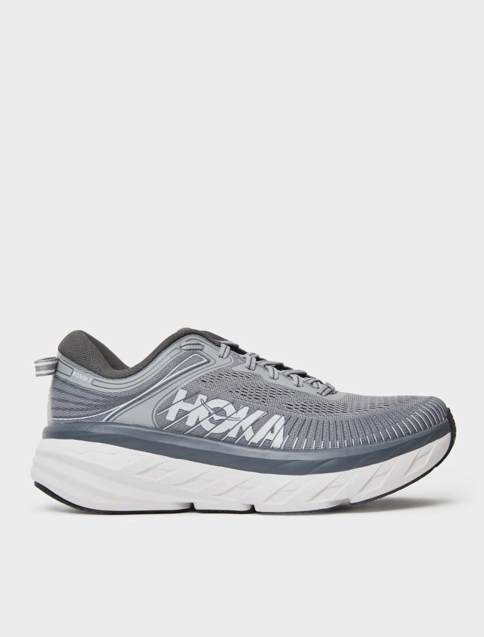 303-1110518-WDDS HOKA ONE ONE BONDI 7 WILD DOVE SIDE