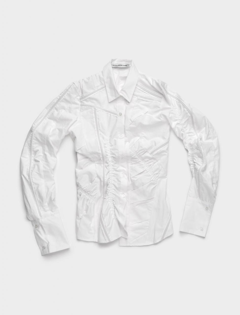 342-AW20BLANC MAINLINE BLANC SHIRT WHITE