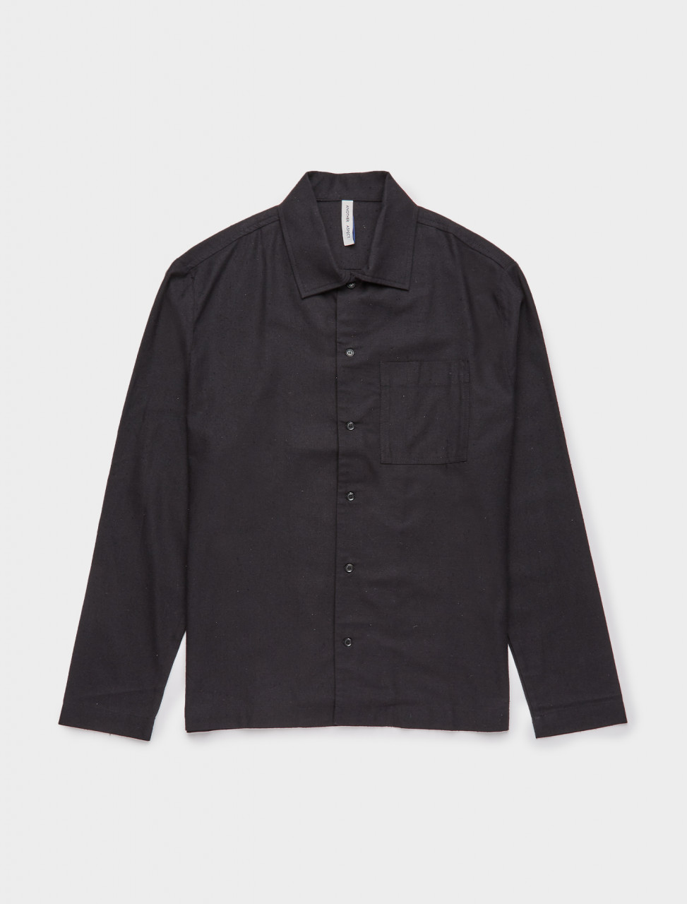 344-123460-005 ANOTHER ASPECT ANOTHER SHIRT 2.1 BLACK