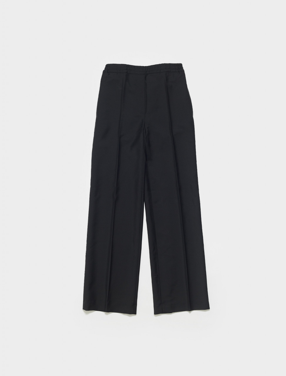 AK0318-900 ACNE STUDIOS PAMINNE WOOL TROUSERS IN BLACK