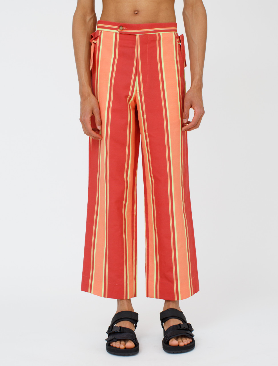 Rajasthan Stripe Trousers