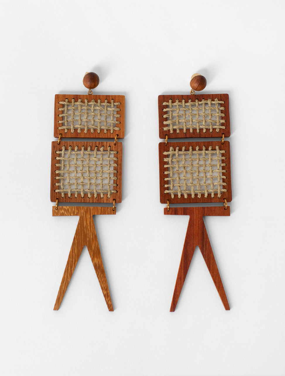 Les Chaises Earrings