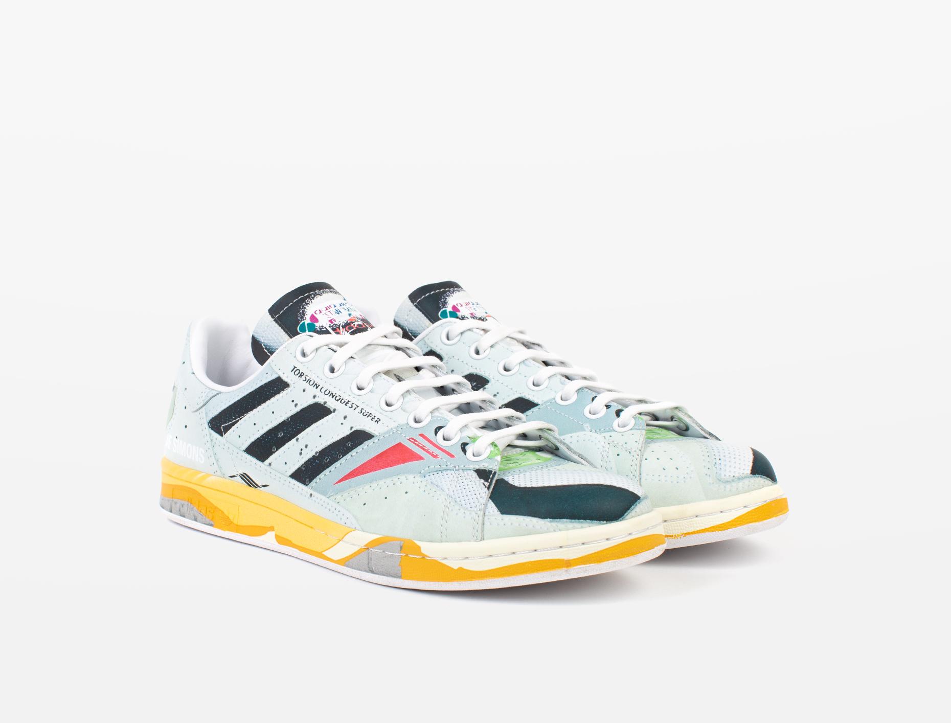 eae4744ce5046 Adidas by Raf Simons RS Torsion Stan Sneaker