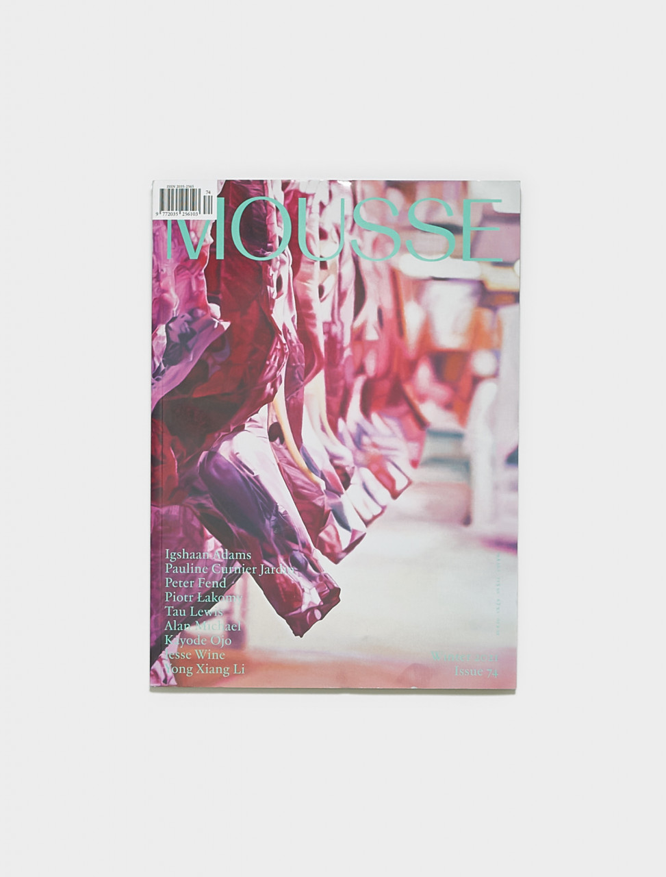 Mousse Magazine - Winter 2021 - Issue #74