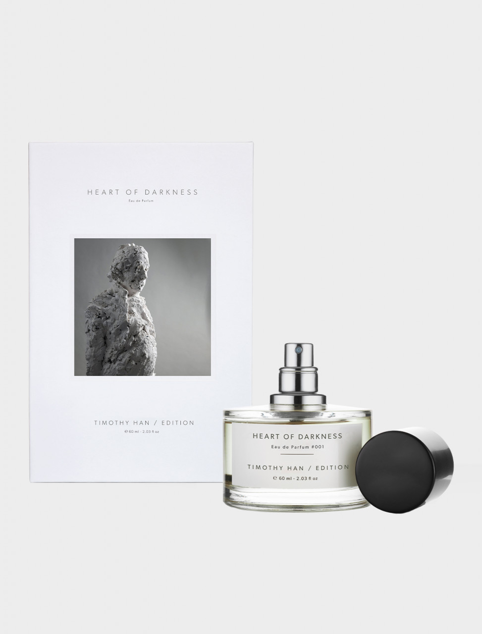 343-TH/HOD60ML TIMOTHY HAN EAU DE PARFUM HEART OF DARKNESS