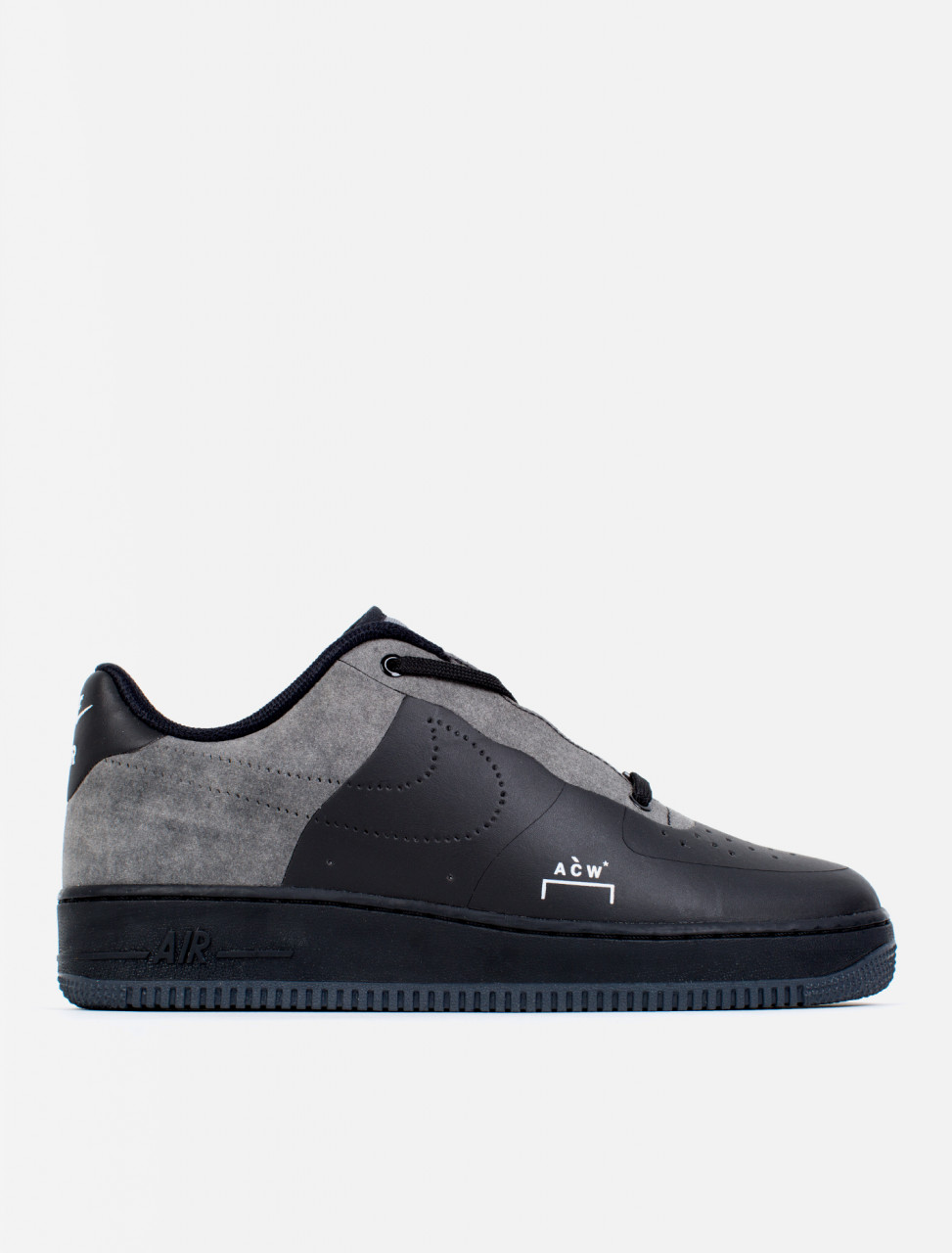 x A-COLD-WALL* Air Force 1 Sneaker