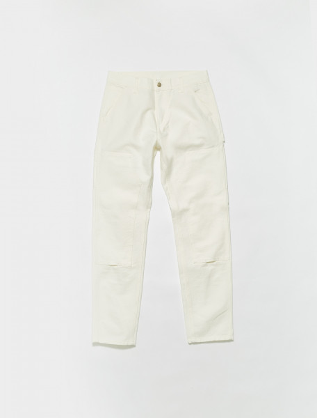 I028625-D6 CARHARTT RUCK DOUBLE KNEE PANT IN WAX