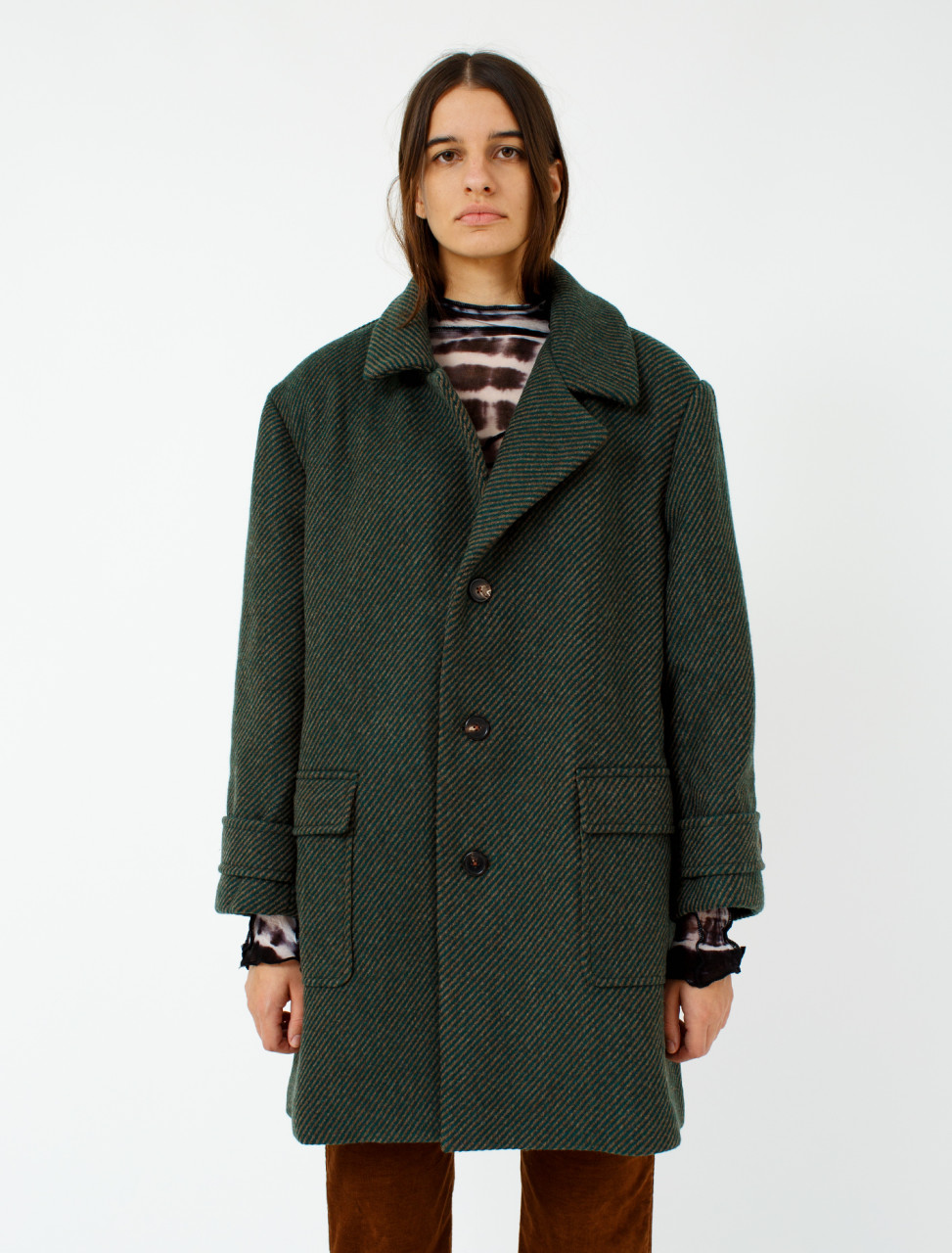 Forest Derby Coat
