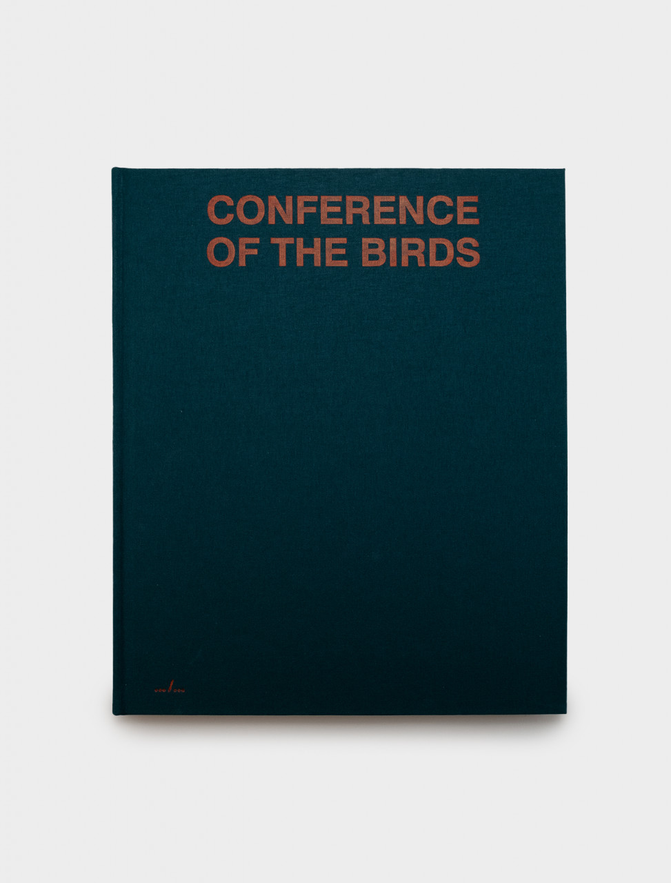 Sybren Vanoverberghe  / Conference of The Birds. Art Paper Editions.