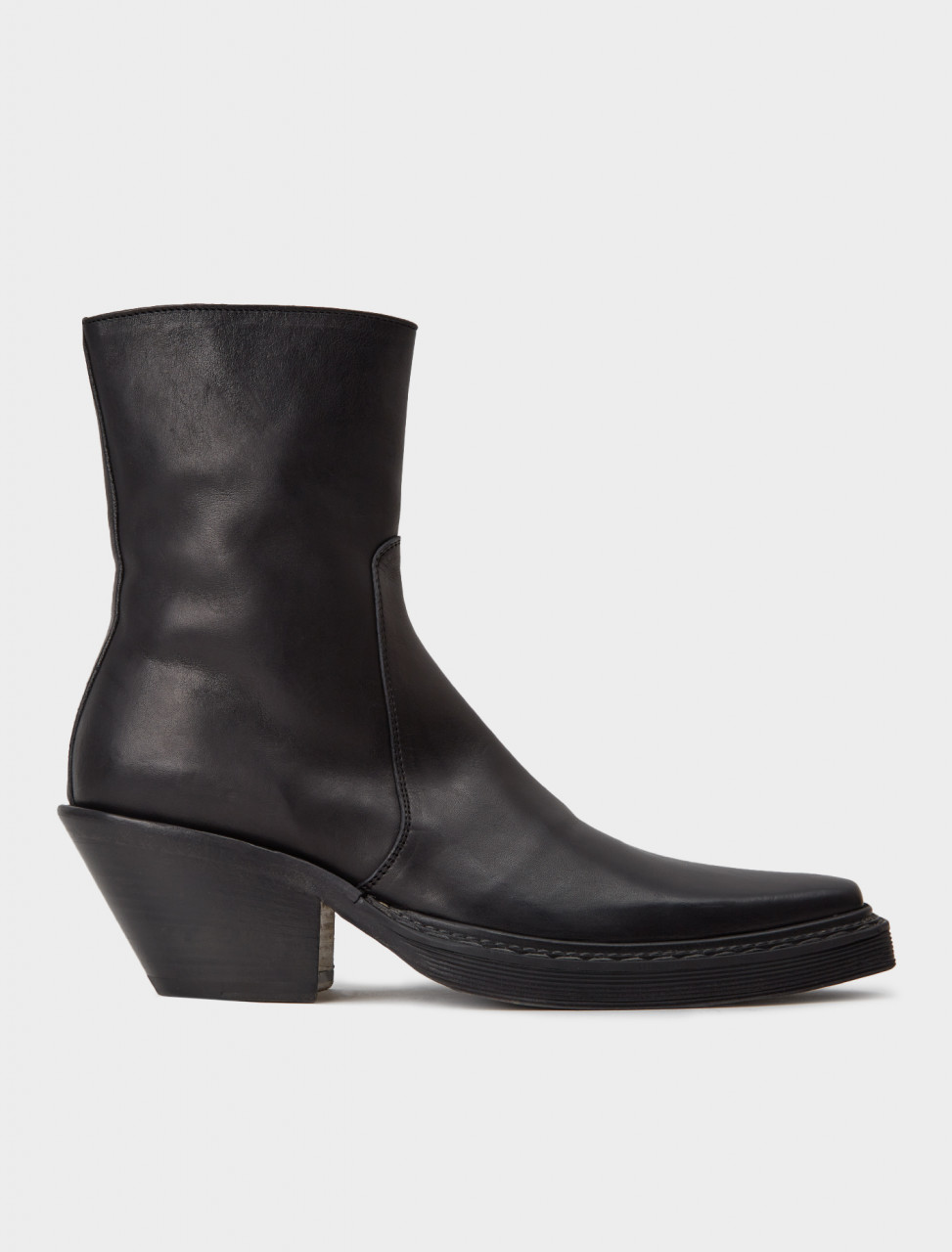 110-AD0279-900 ACNE STUDIOS FN WN SHOE000345 BLACK