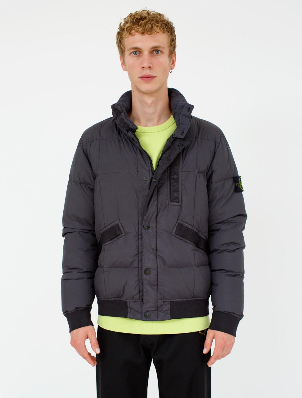 Down Jacket in Dark Grey