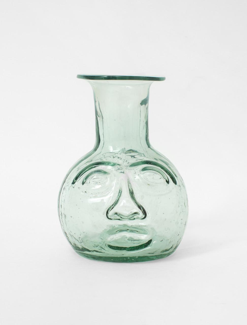 Head Incas Vase