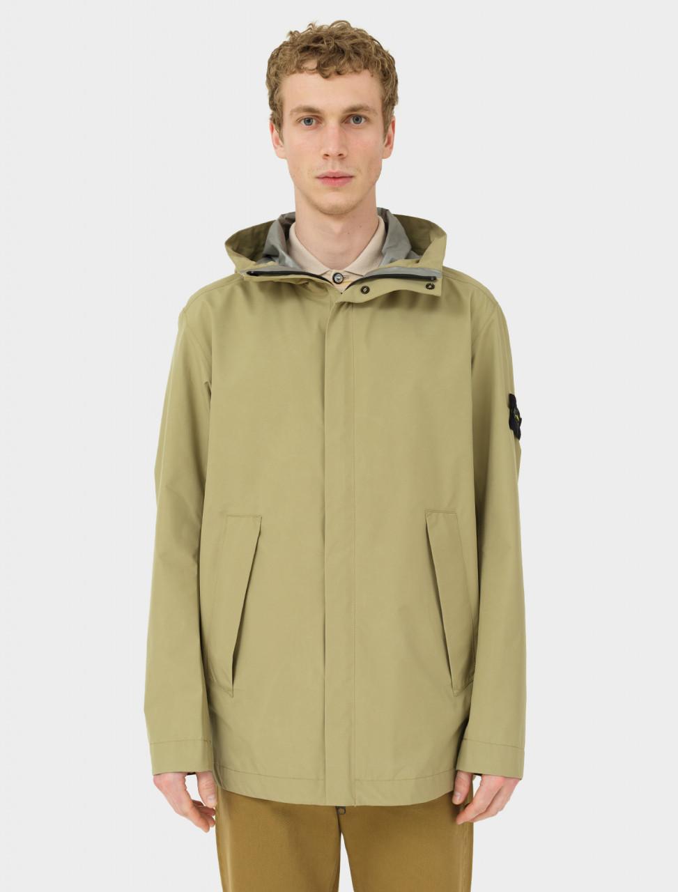 GORE-TEX 'PACLITE' Packable Jacket in Bark