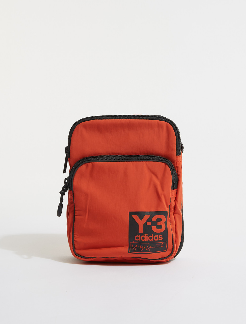 165-FH9250 Y-3 PK ARILINER ICON ORANGE BLACK