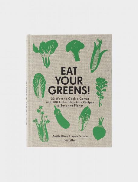 Gestalten Eat Your Greens! Cookbook