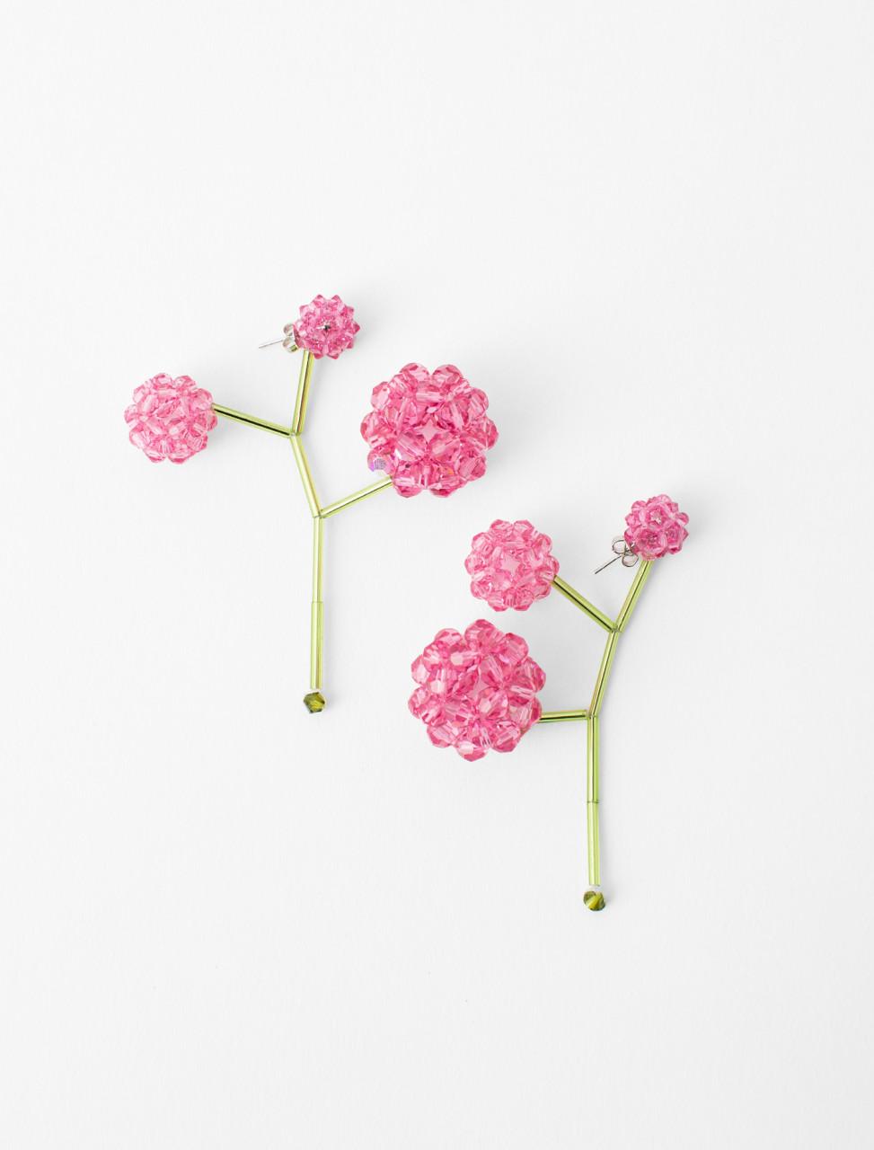 Paeonia Suffruticosa Earrings