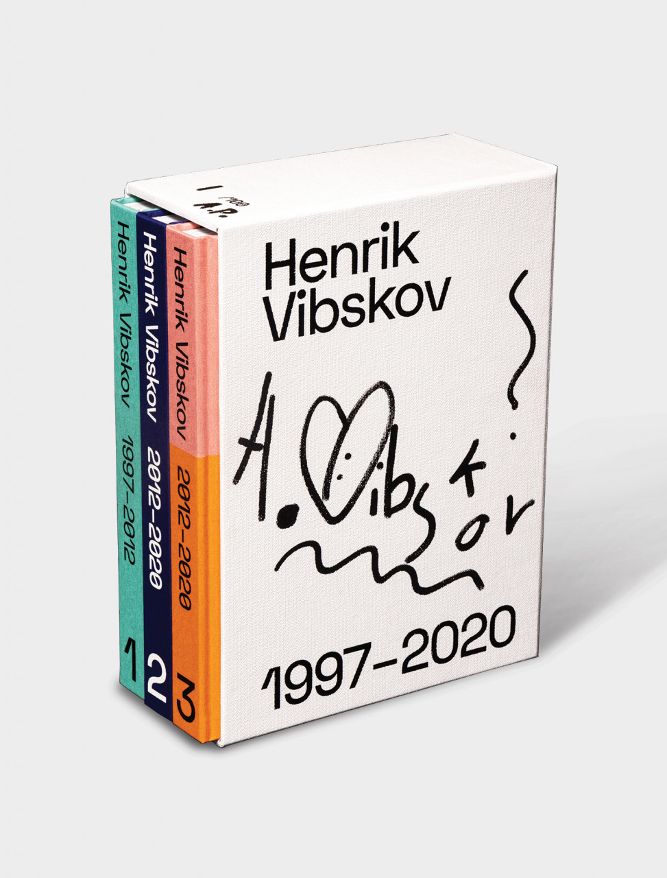 1001153 HENRIK VIBSKOV LIMITED SIGNED BOX EDITION