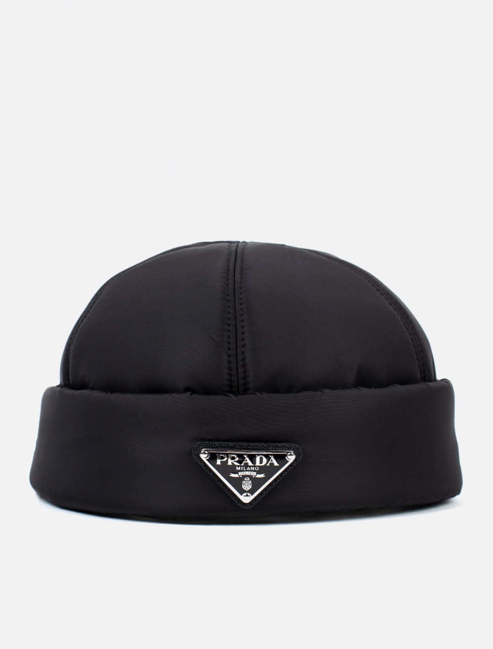 Padded Nylon Hat