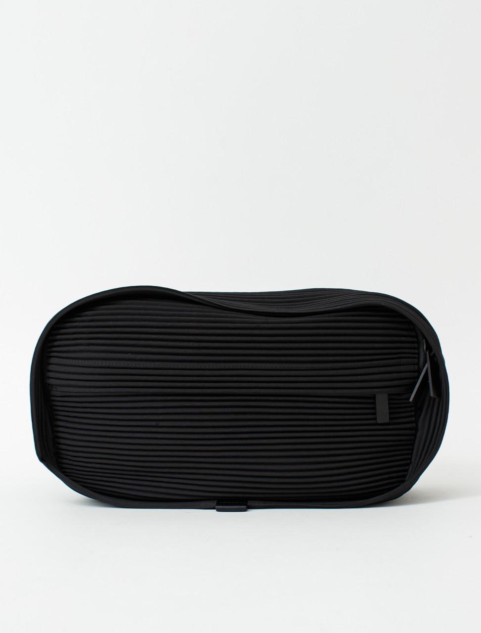 Pleated Waist Bag