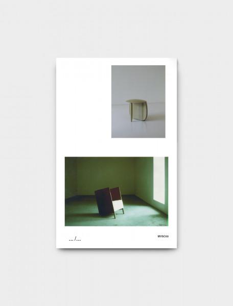 Art Paper Editions Aldo Bakker / MVSC03