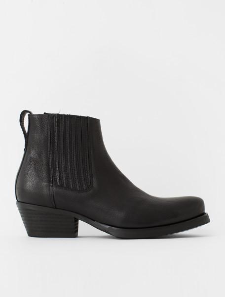 Cuban Boot in Black