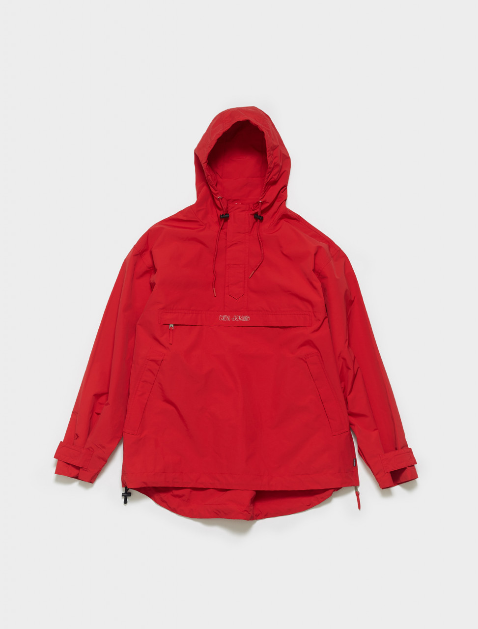 10021731-A01 CONVERSE X KIM JONES JACKET IN RED