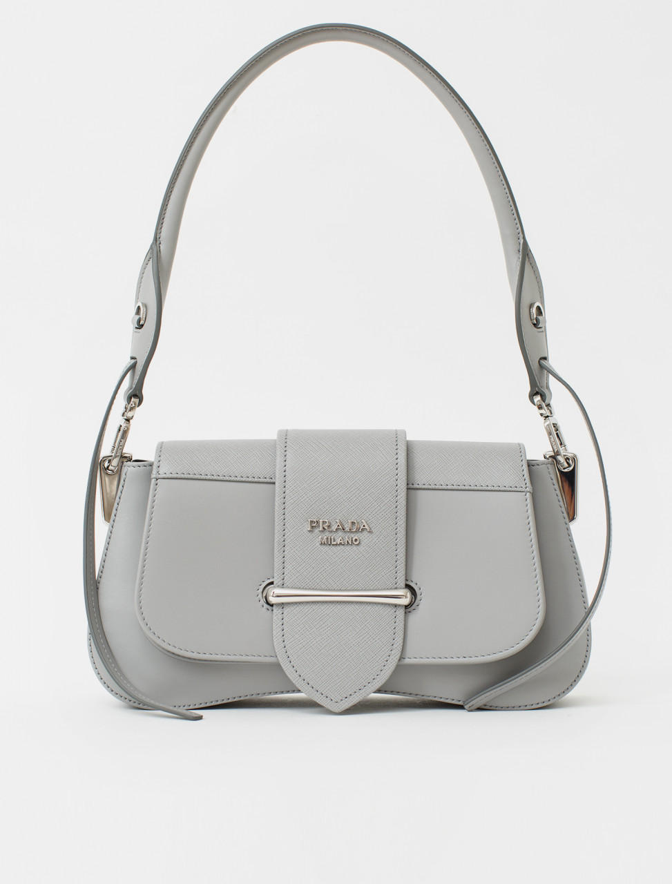 Saffiano Sidonie Handbag in Cloud
