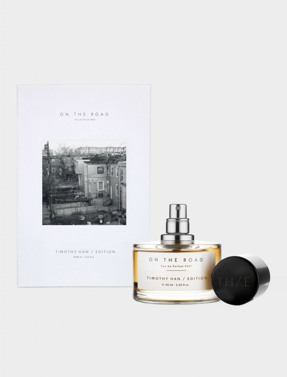 343-TH/OTR60ML TIMOTHY HAN EAU DE PARFUM ON THE ROAD