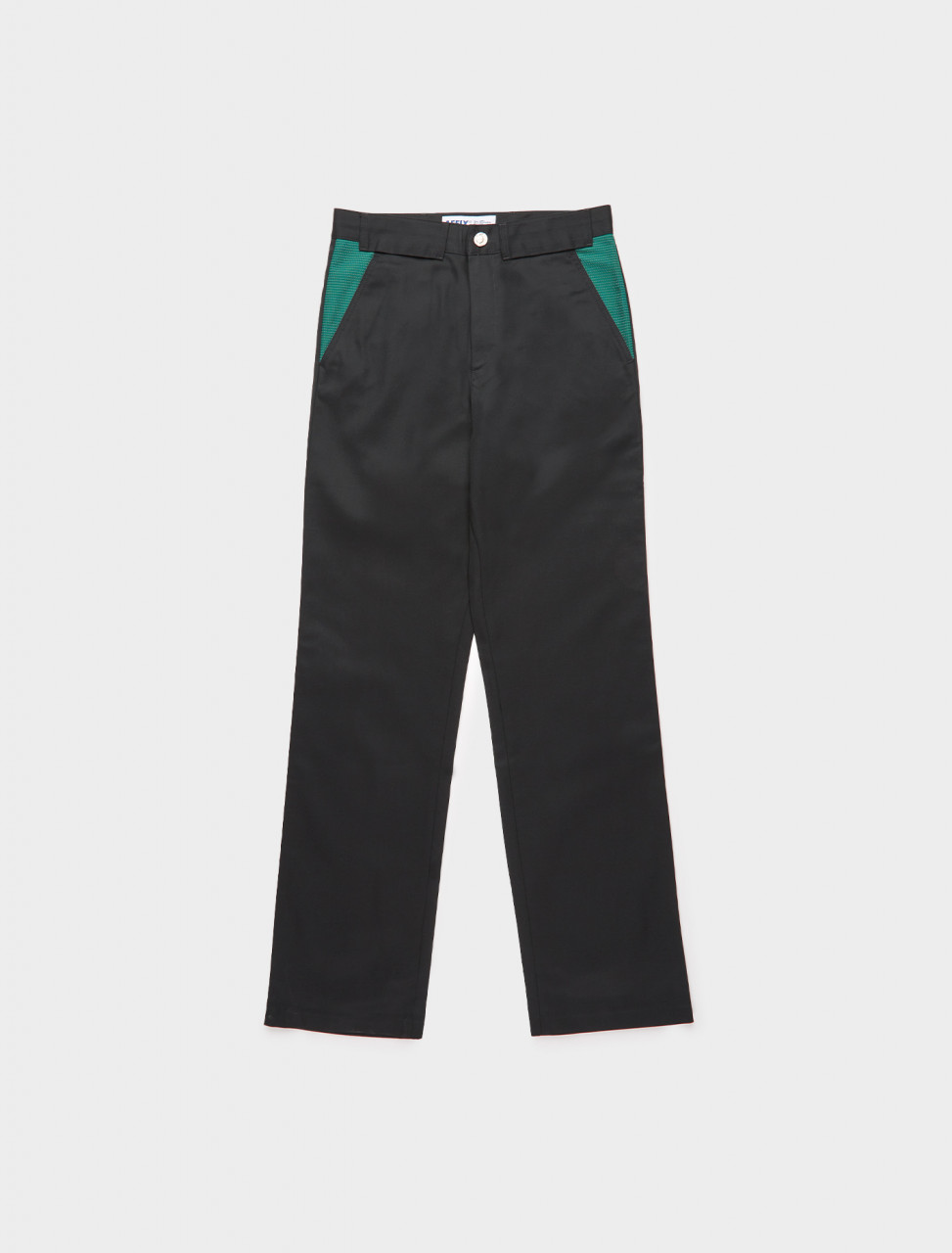 347-AW20TR01-B AFFIX VISIBILITY DUTY PANTS BLACK