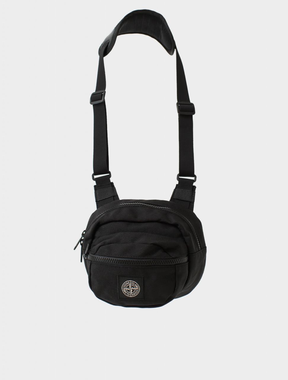 Nylon Bumbag in Black