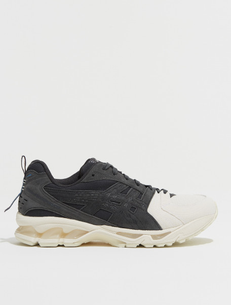 1201A472 020 ASICS GEL KAYANO 14 IN GRAPHITE GREY AND BIRCH