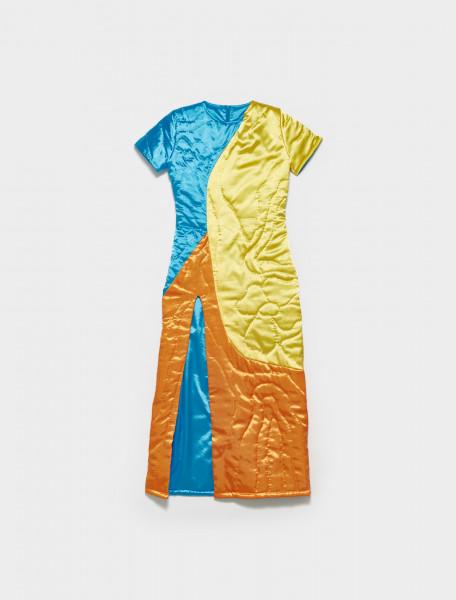 34001-005 CULT FORM YORGAN DRESS IN MULTICOLOUR