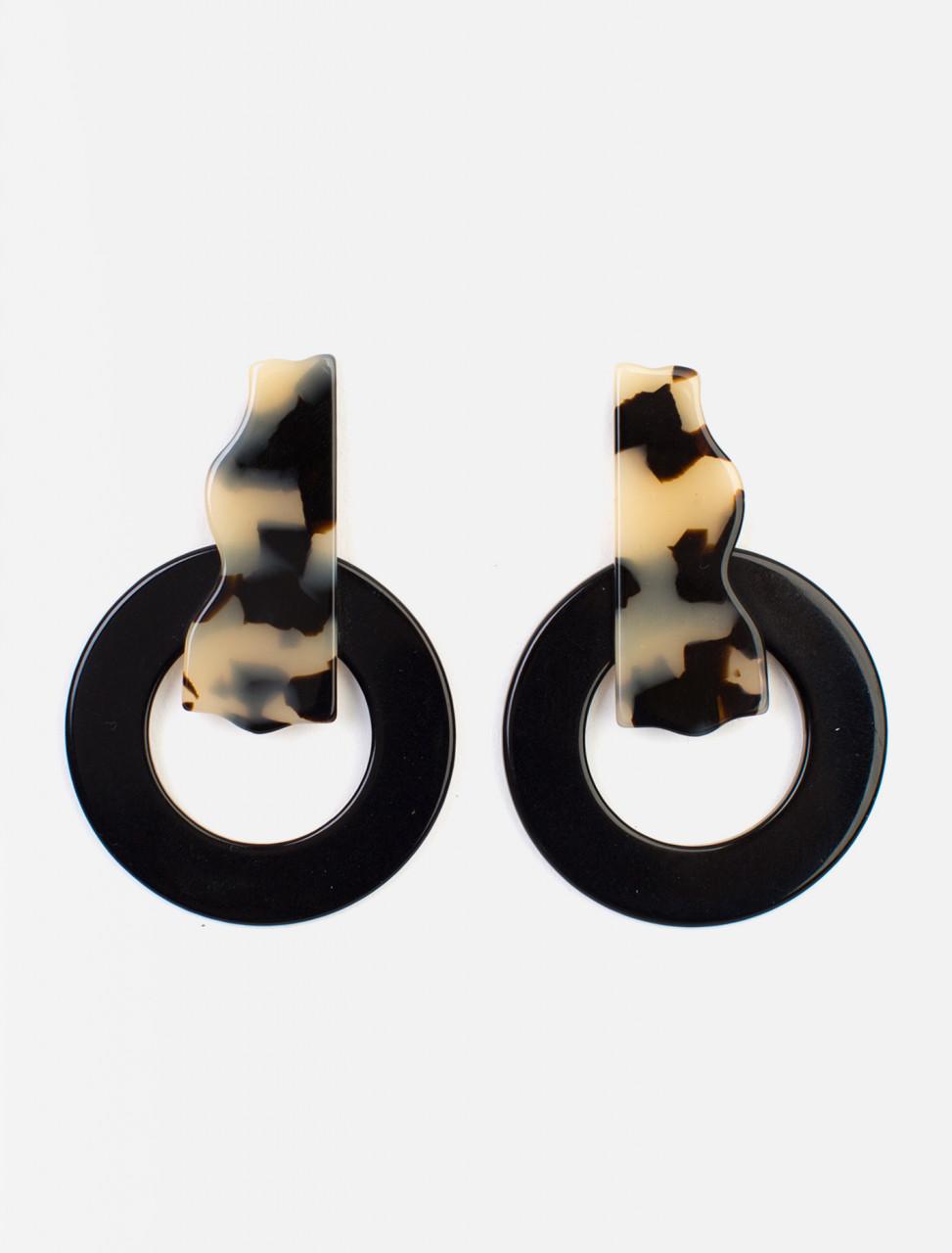 Plumaria Earrings
