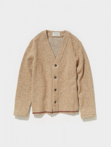 117 814 128 128 A KIND OF GUISE KURA CARDIGAN IN CURLY SHEEP
