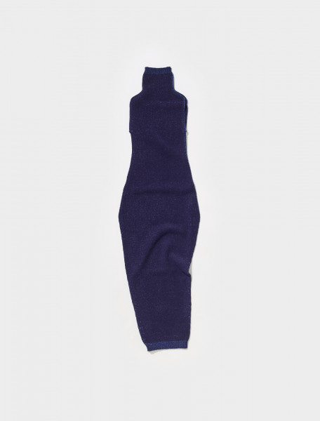 PFDR2 ISA BOULDER LONG SOCK DRESS IN INDIGO