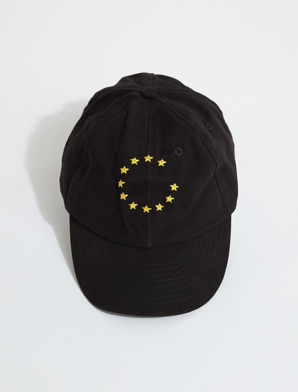 168-EUNIFY-CAPB SOUVENIR CAP BLACK